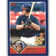 2003 Topps Traded