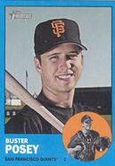 2012 Topps Heritage Blue 085