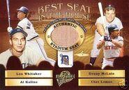 2005 Topps Fan Best Seat