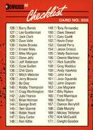1990 Donruss Base 200