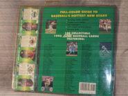 1992 Score Rising Stars Set Reverse