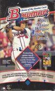 2001 Bowman Baseball Box