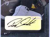 2001 Donruss Signature Series Baseball