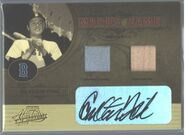 2005 Absolute MOF Auto Swatch Double