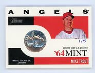 2013 Topps Her 64 Mint MT