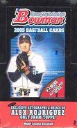 2005 Bowman Baseball Hobby Box
