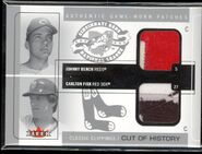 2005 Classic Clip COH Dual Patch Silver BF