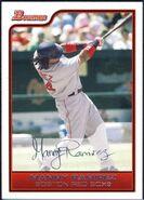 2006 Bowman Baseball White Parallel