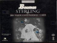 2004 Bowman Sterling Hobby Box