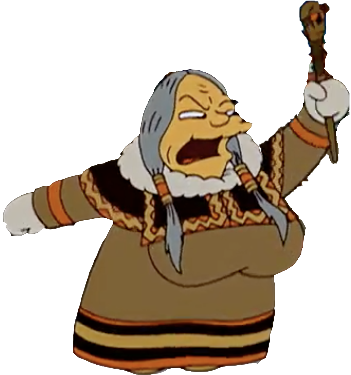 Medicine Woman The Simpsons Wiki Fandom