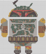 Boba Fett Android