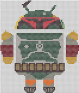 Boba Fett Android Without Scuffs