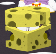 Cheese disguise