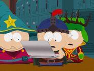Stan Cartman Kyle clydes laptop