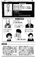 Volume 6 Mission, Key Person and Story Page