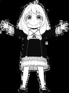 Anya Forger Manga Full Body Uniform