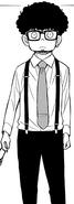 Franky Manga Full Body