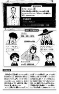 Volume 4 Mission, Key Person and Story Page