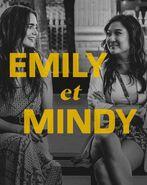 Emily et Mindy IG Promo