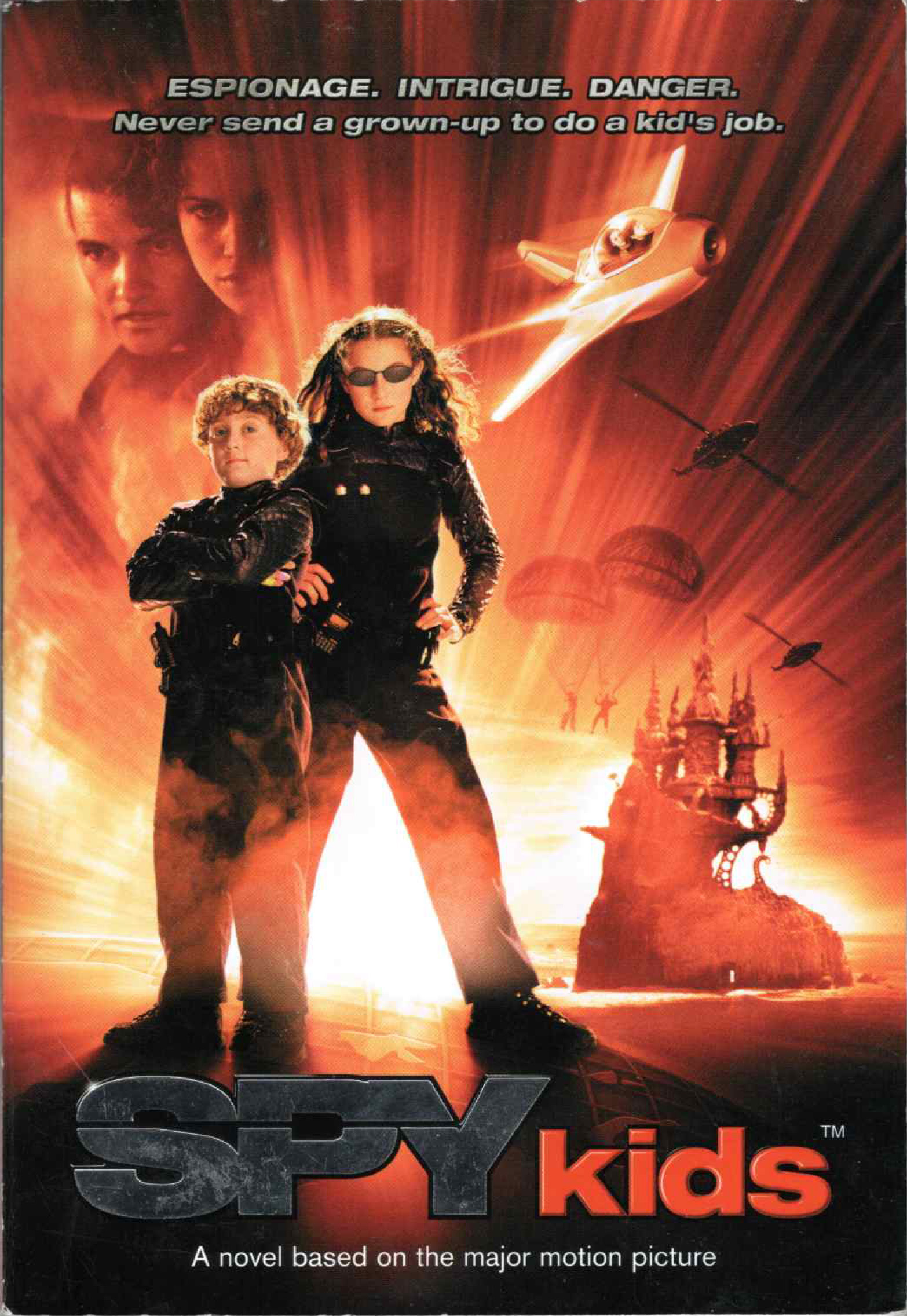 Spy Kids: Junior Novel