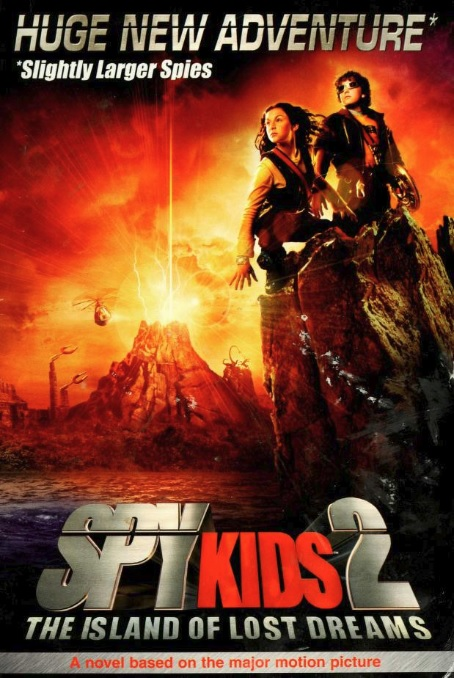 Spy Kids 2: The Island of Lost Dreams Junior Novel