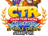 Spyro & Friends Grand Prix