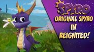 Original Spyro in the Reignited Trilogy!