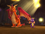 Spyro Ignitus DragonTemple