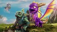 Skylanders Spyro's Adventure - The Beginning Trailer (Extended Version)