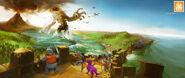 Dam Spyro Destroyer Moles