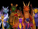 Dragons (The Legend of Spyro)