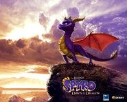 DawnoftheDragon Spyro wallpaper