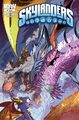 Skylanders Issue 9 Cover