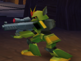 Small Robo-gnorcs