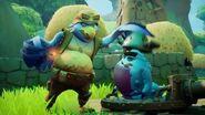 Spyro Reignited Trilogy - ( Spyro 2 ) Zephyr Cutscene 1