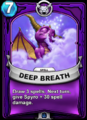 Deep Breathcard