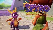 Spyro Reignited Trilogy Cutscene - I'm A Faun, You Dork