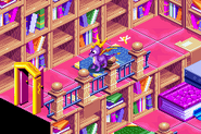Fairy Libary - Foyer