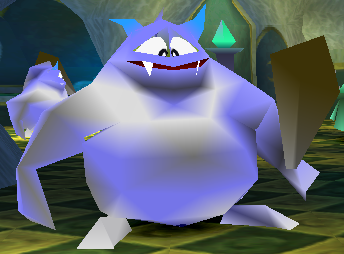 Snowmen (Spyro the Dragon)