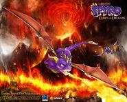 Spyro wallpaper1 800x600