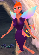 Superflame fairy
