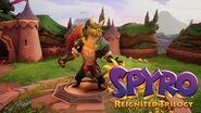 Spyro Reignited Trilogy Cutscene - Rescued Nestor