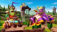 Crash Team Racing Nitro Fueled - Spyro & Friends Grand Prix Trailer