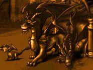 Spyro Ignitus Volteer DS