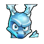CTRNF Sticker Winter Guardian Spyro