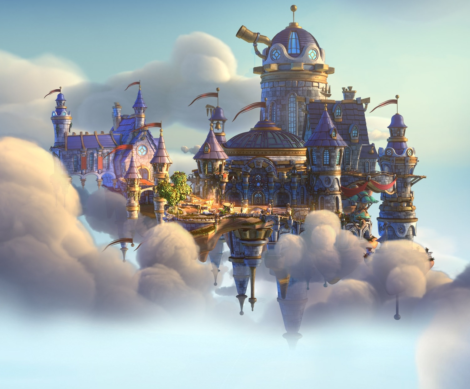 Skylanders Academy (location)