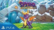 Spyro Reignited Trilogy Анонсирующий трейлер
