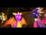 The Legend of Spyro- Dawn of the Dragon Cutscene 03 - Reunion