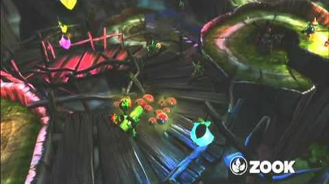 Skylanders Spyro's Adventure - Zook Preview (Locked-and-Loaded)