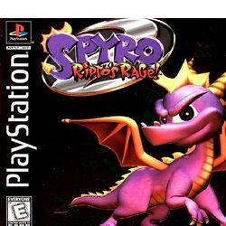 Spyro: Ripto's Rage!
